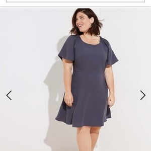 d847cbf7bfe Women s Gray Dress Plus Size on Poshmark